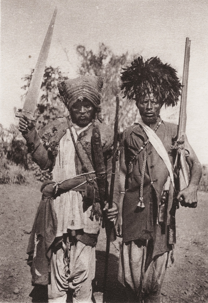 Cameroun - Guerriers Grassfield