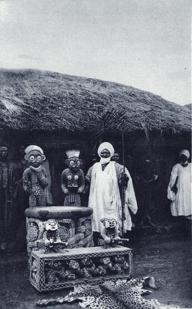 Cameroun, Le Sultan de Foumban
