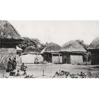 Cameroun, Village Foumban