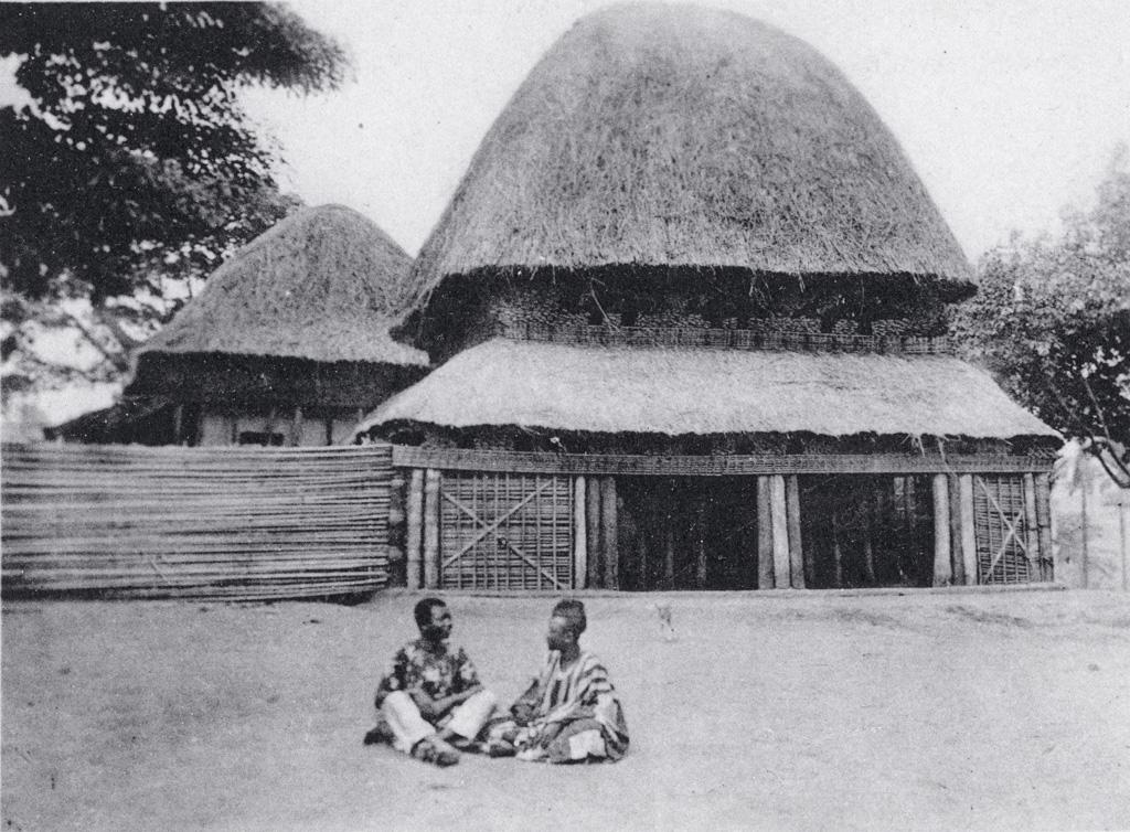 Cameroun, une case à Foumban