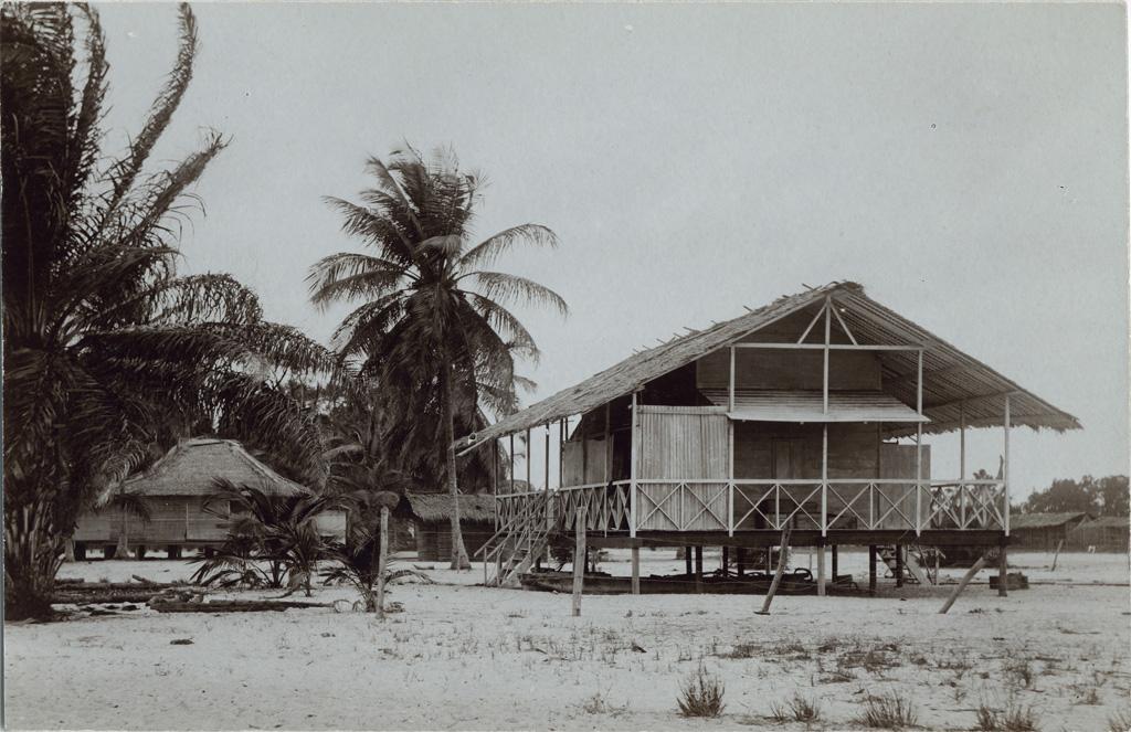 Cap Lopez, sanatorium