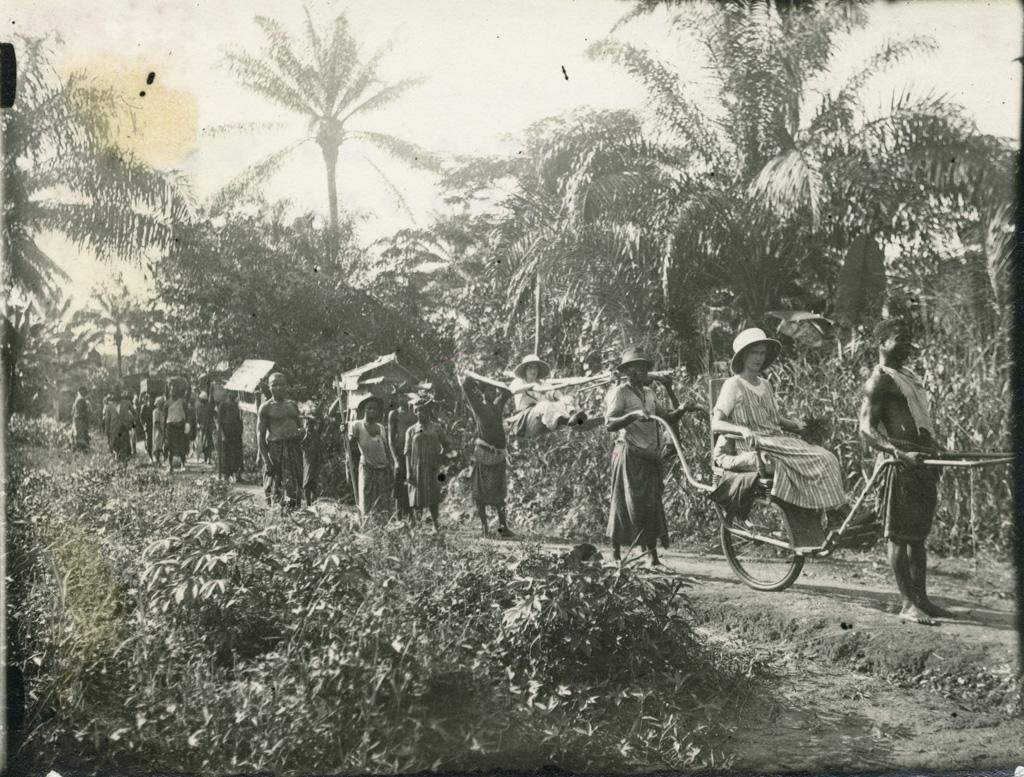Caravane missionnaire