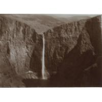 Cascade de la Maletsunyane dans les Malotis