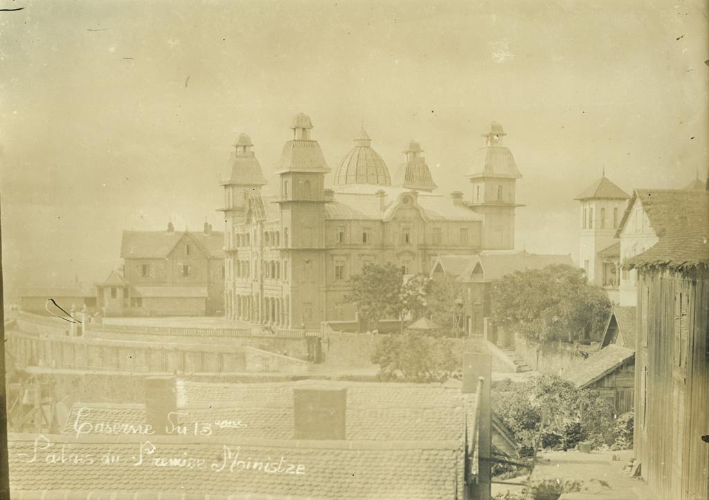 Caserne du 13ème, palais du premier ministre