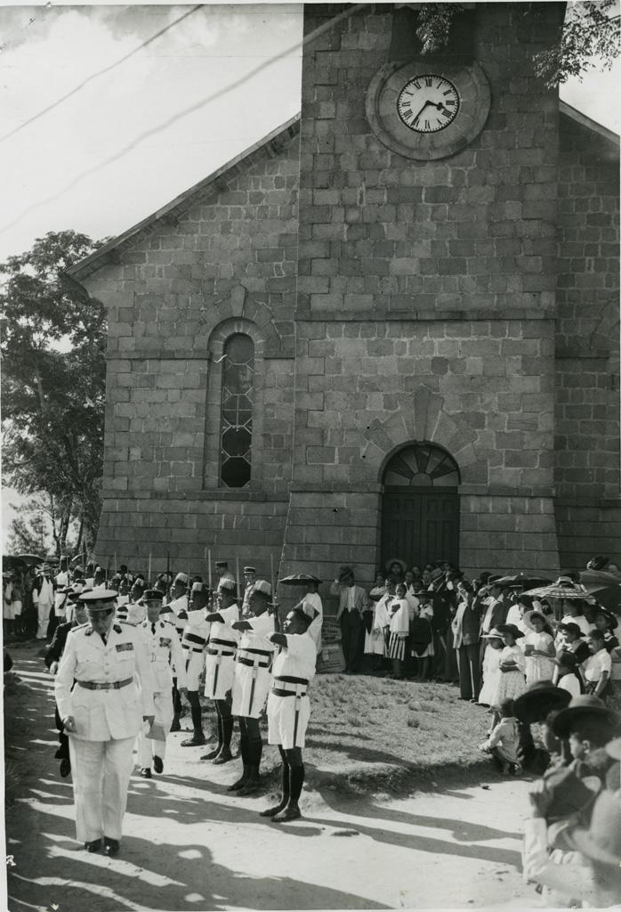 Célébration à Faravohitra du centenaire des martyrs chrétiens malgaches