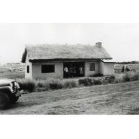 Centre artisanal, maison réalisée par nos élèves