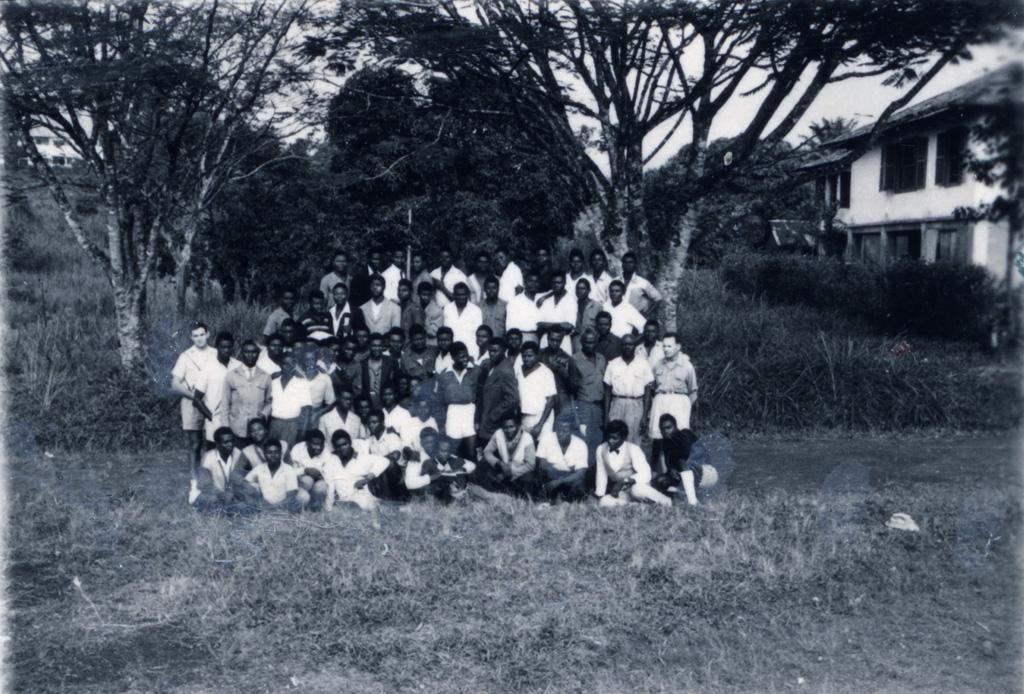 Centre d'apprentissage de Ndoungue / E. Hermann (1950/1970)