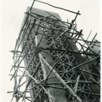 Chantier du clocher
