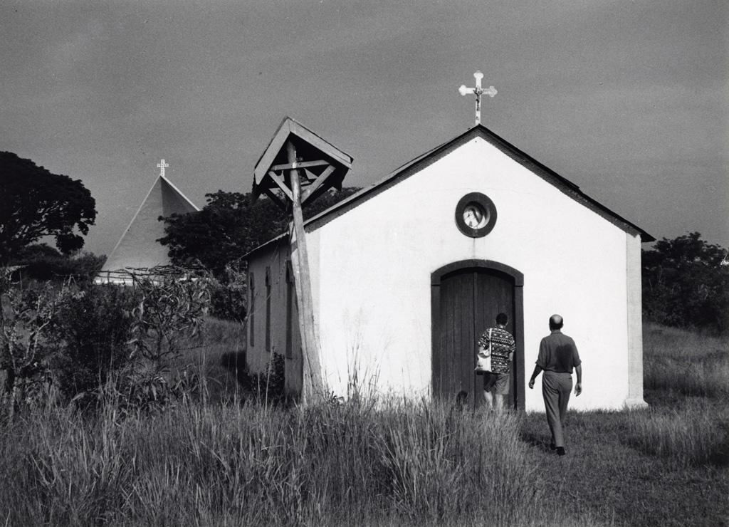 Chapelle catholique sur la côte ouest