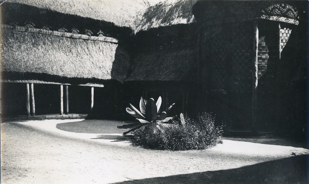 Chez Njoya à Foumban