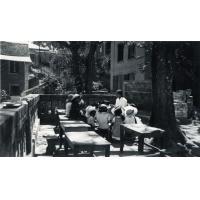 Classe de maternelle, école d'Ambatobevanga