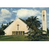 Collège évangélique de Libamba Makak, la chapelle