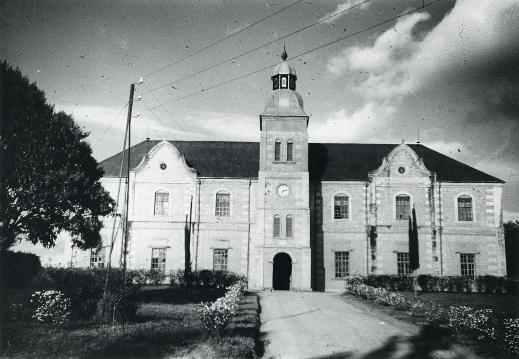 Collège pastoral de l'église luthérienne (ex-mission norvégienne de Stavanger)