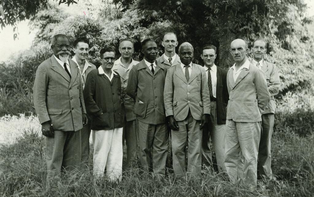 Comité de l'école de théologie / non identifié (1953-09-24)