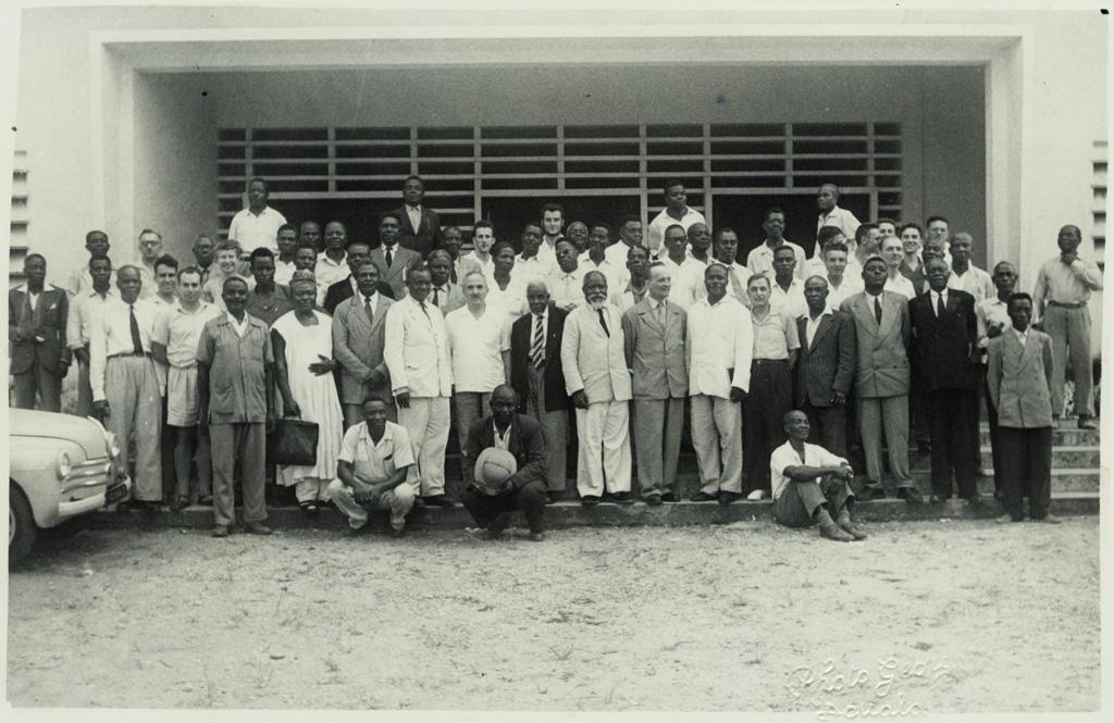 Commission Synodale générale de l'Eglise évangélique du Cameroun