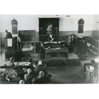 Conférence intermissionnaire, chapelle de l'école de théologie luthérienne d'Ivory
