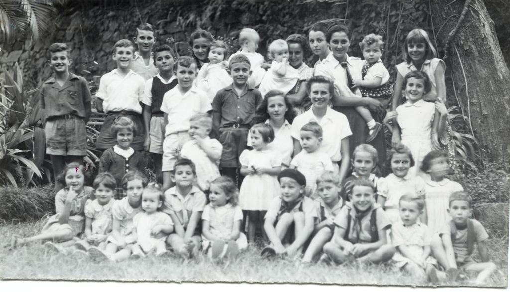 Conférence missionnaire - enfants de missionnaires