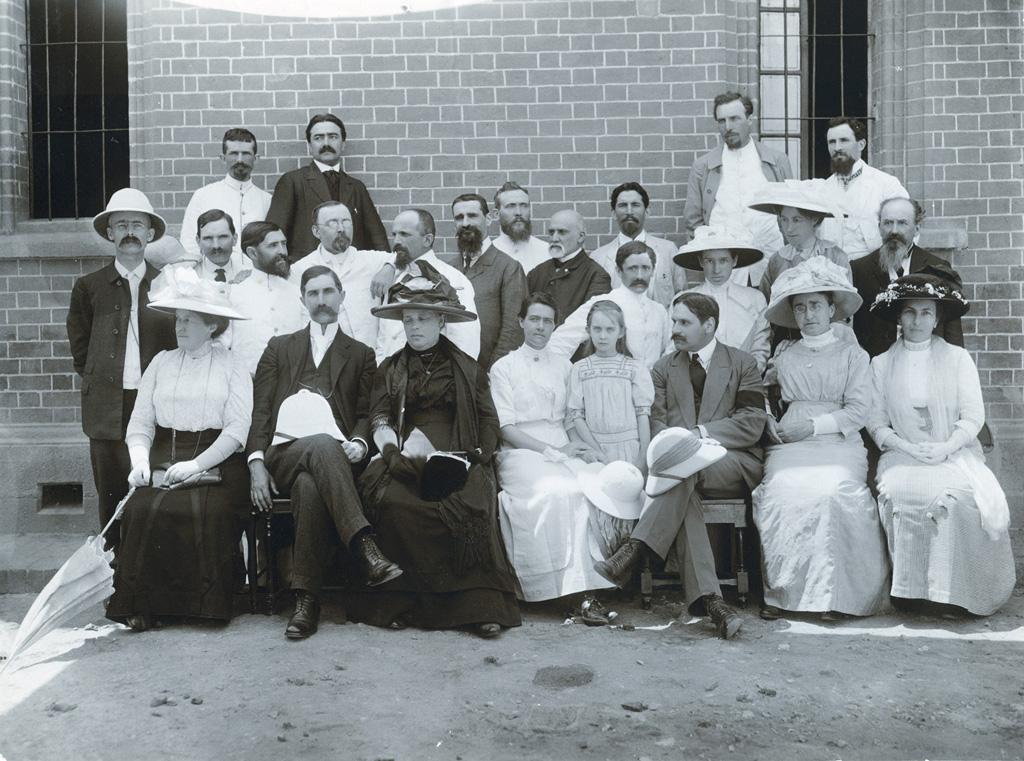 Conférence missionnaire extraordinaire / non identifié (1913-10)