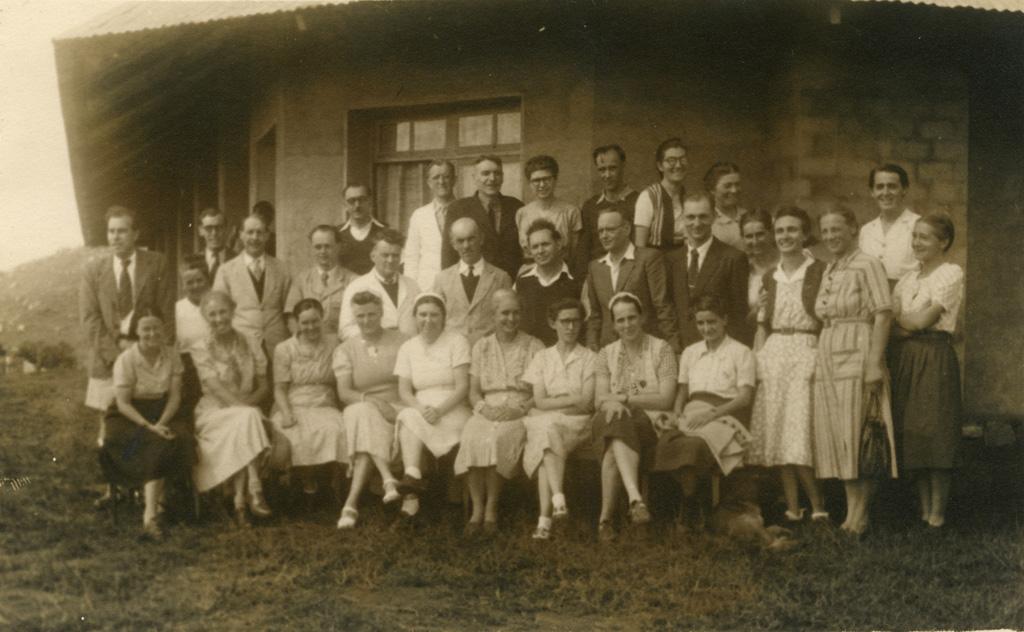 Conférence missionnaire / non identifié (1948-09)