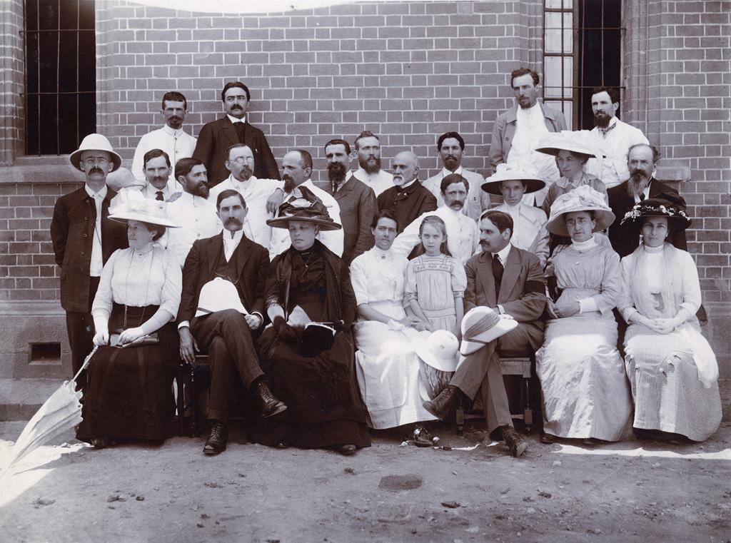 Conférence missionnaire / non identifié (1913-10)