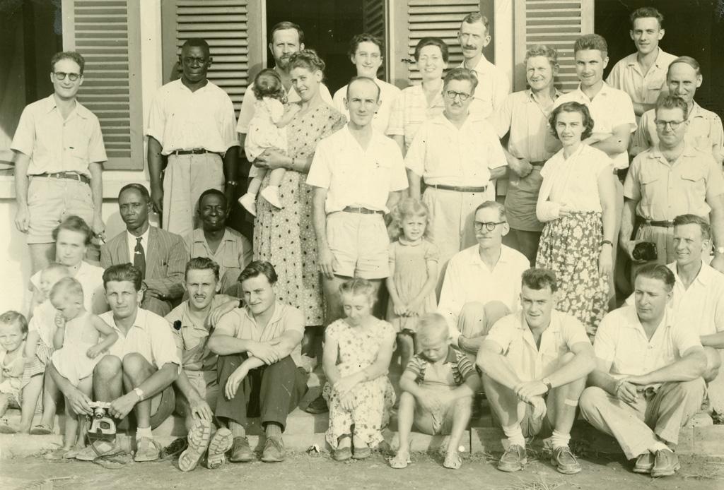 Conférence missionnaire / non identifié (1955-04-28/1955-10-05)