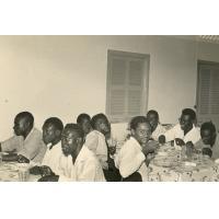 Congrès de la jeunesse, à Libreville