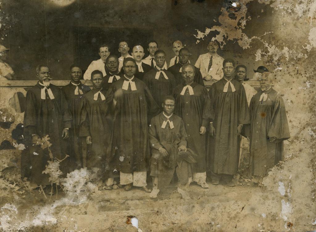 Consécration d'Elie Mumbenga