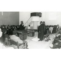 Consécration de A. Penda et M. Koth