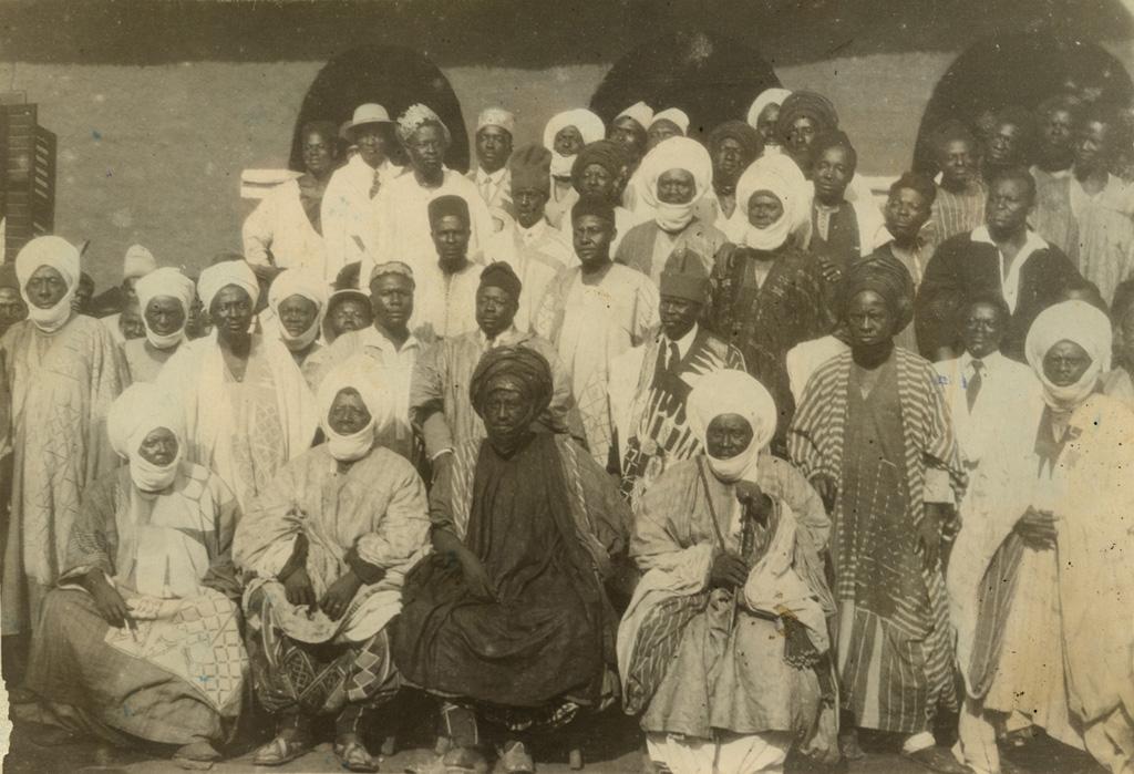 Consécration de Josué Muishe (avec Kuo et Modi Din)