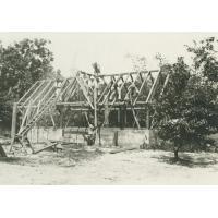Construction missionnaire à Baraka
