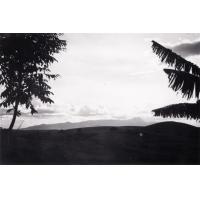 Coucher de soleil vu de Foumban