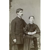 Couple non identifié