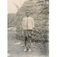 Daniel, garçon guéri de la lèpre, à Bethesda