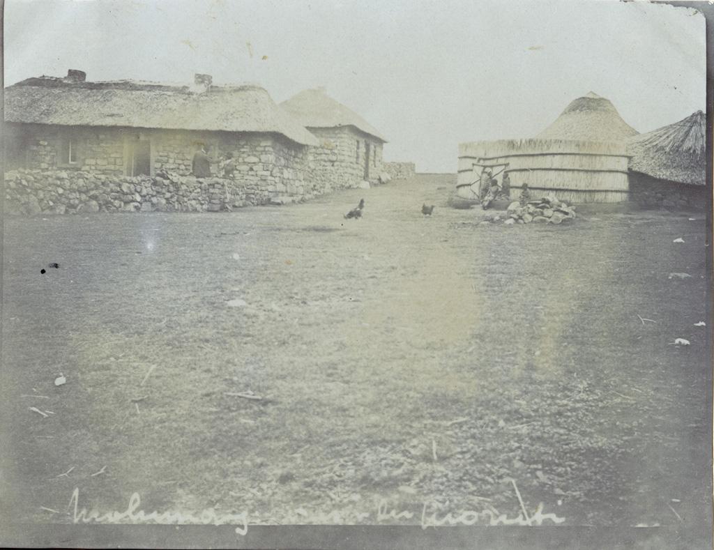 Dans la station missionnaire de Molumong