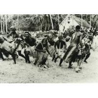 Danse du pilou à Baco