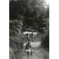 Debarcadère de Sibang près de Libreville