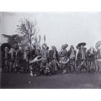 Délégation Bamessi aux funérailles de Ne Njapdnunke