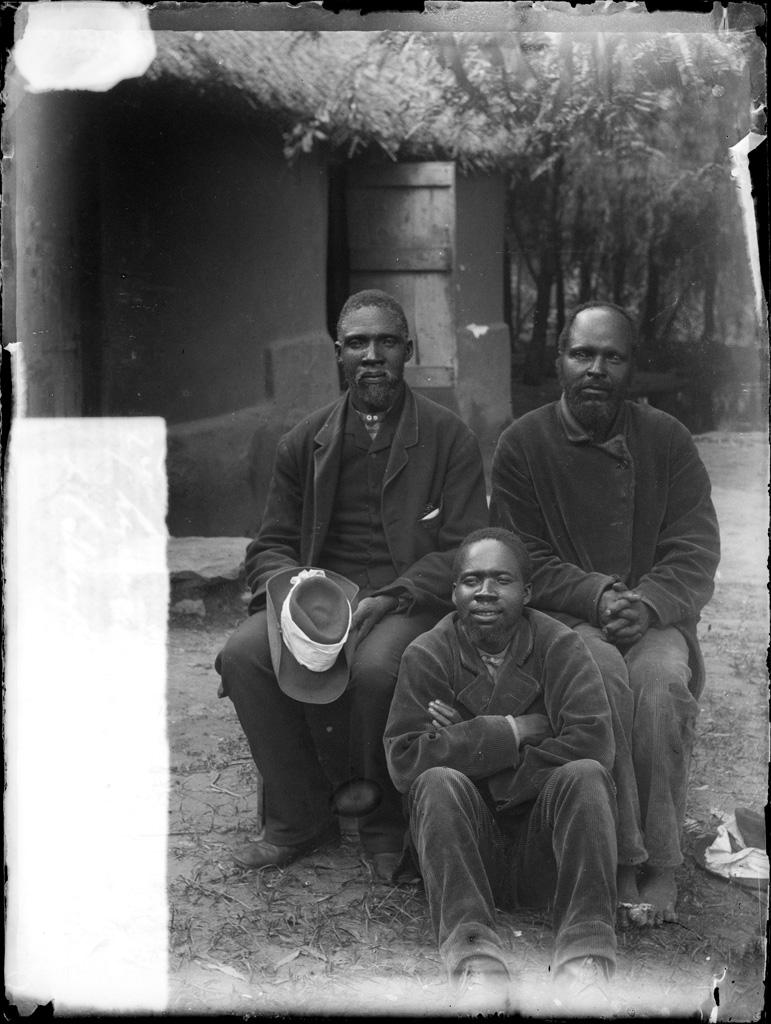 Des anciens de l'Eglise : Nathanael, Mikea et l'Evangéliste Zakea