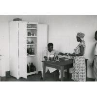 Dispensaire de Ndoungue