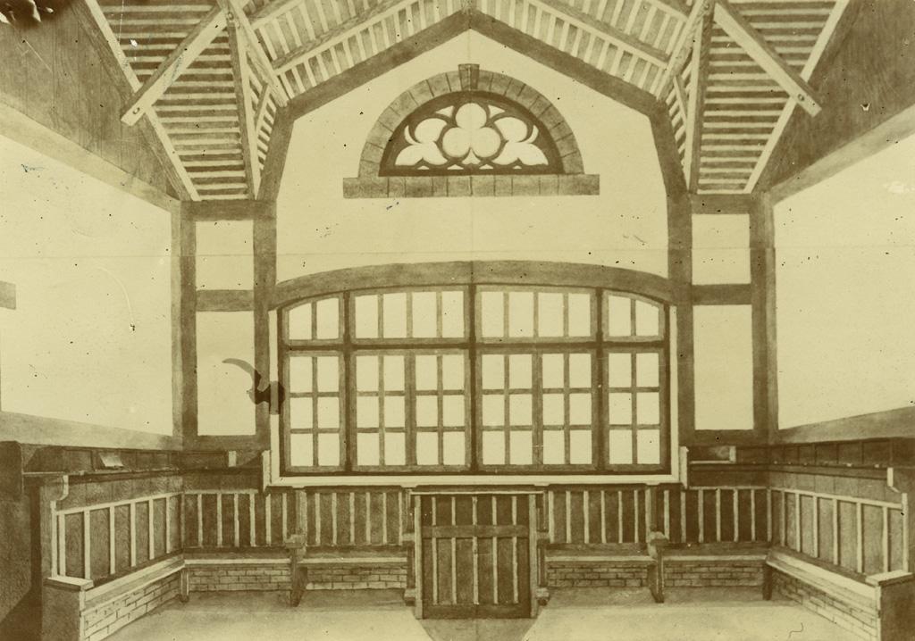 Do-Néva - chambre centrale des étudiants