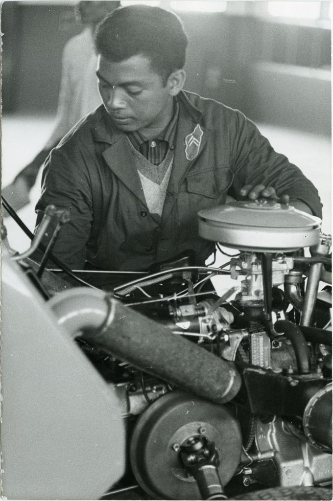 ECAM, vérification des moteurs