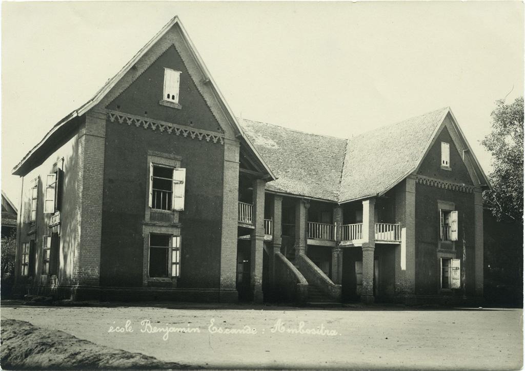 Ecole Benjamin Escande