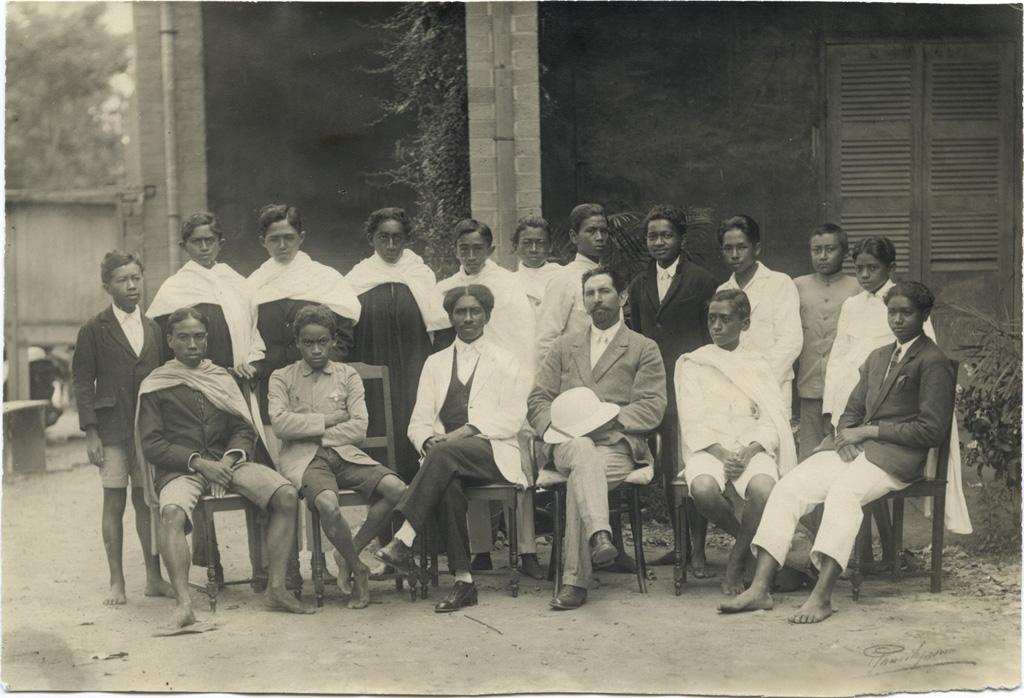 Ecole Paul Minault à Ambohijatovo