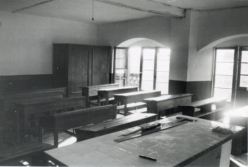 Ecole Paul Minault, classe de cours