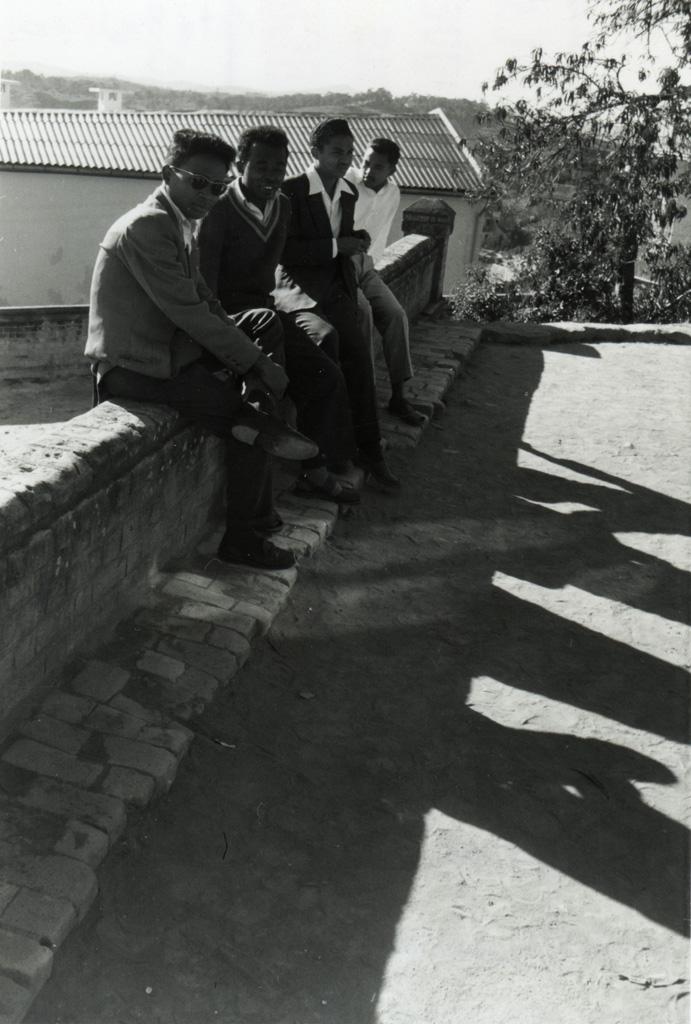 Ecole Paul Minault, groupe d'élèves