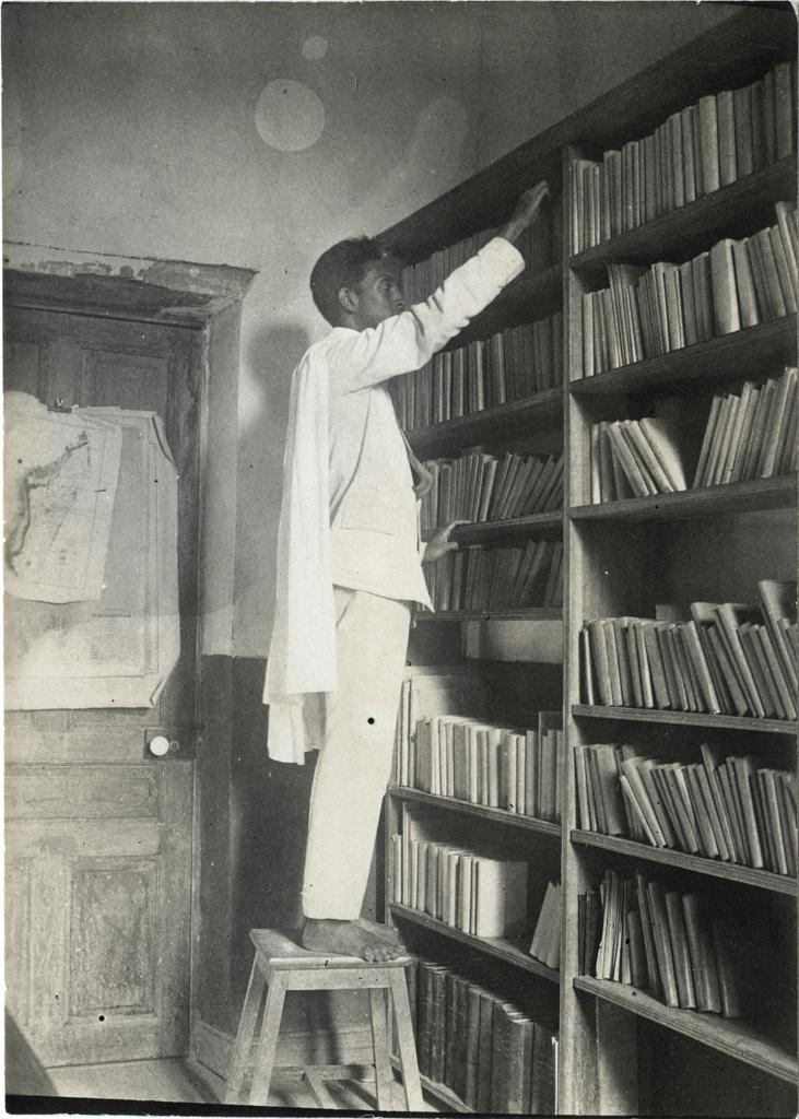 Ecole Paul Minault, la bibliothèque