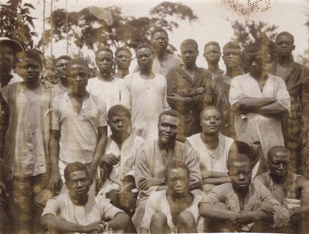 Ecole biblique Foumban, les élèves