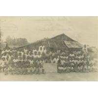 Ecole catéchisme de la mission protestante