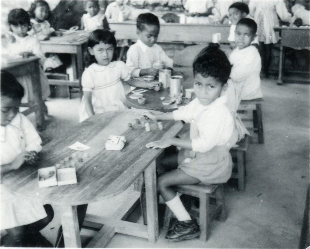 Ecole d'Ambatobevanga, jeux