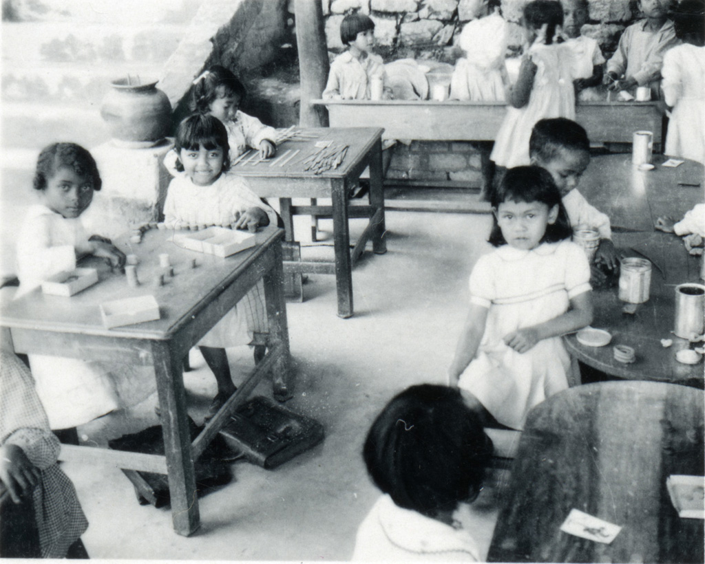 Ecole d'Ambatobevanga, petites filles